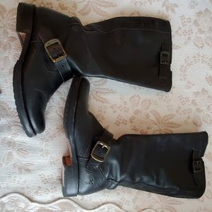 Frye- Veronica slouch boots